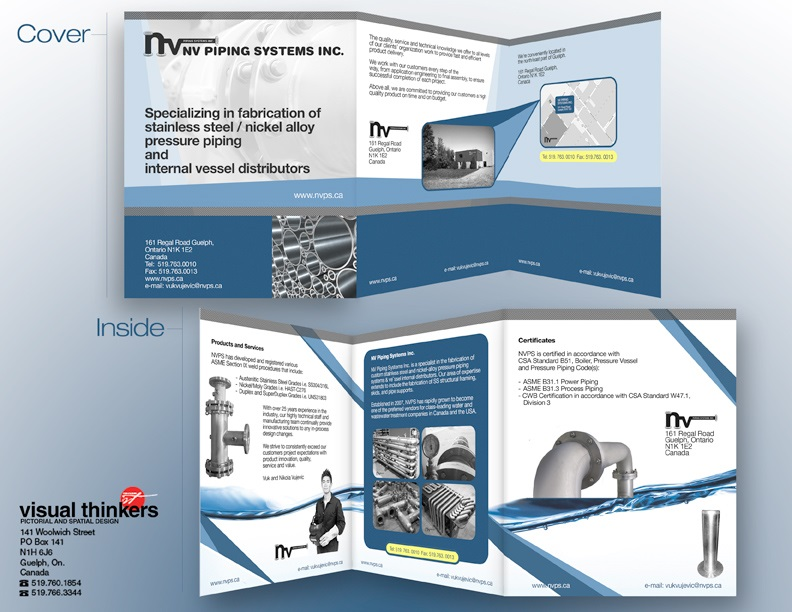 NV Piping Systems